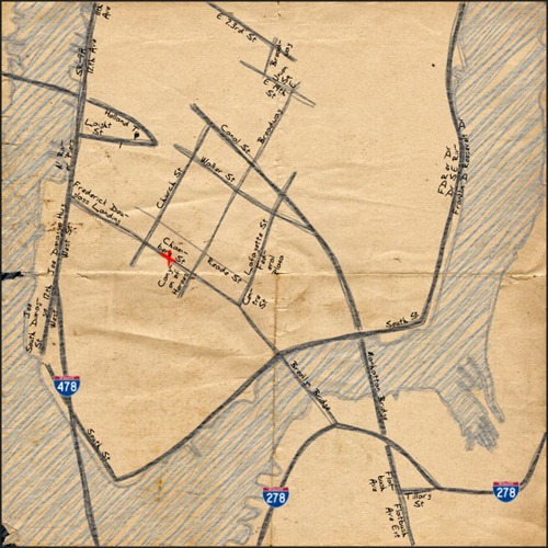 My Saves Bing: Bing Destination Maps Creates Cool Hand Sketched